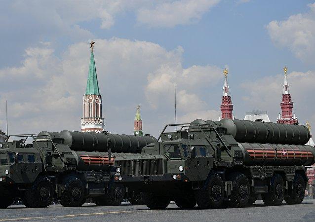 土耳其與美國就S-400事件的談判不必通知俄方