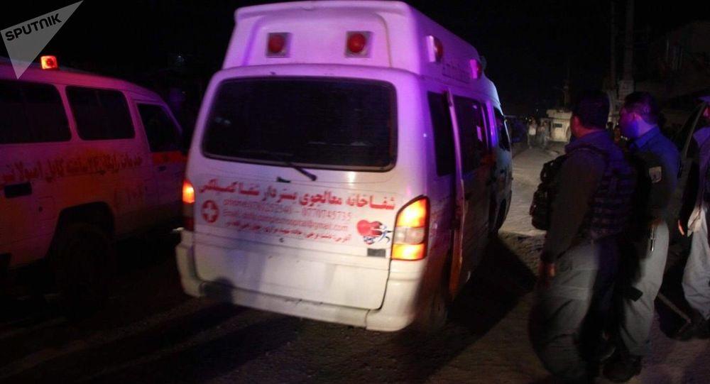 消息人士:阿富汗南部醫院附近爆炸事件死亡人數增加到39人