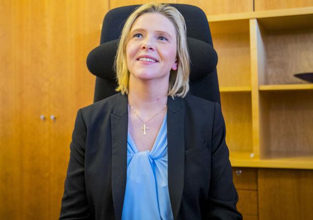 挪威衛生部長利斯陶格