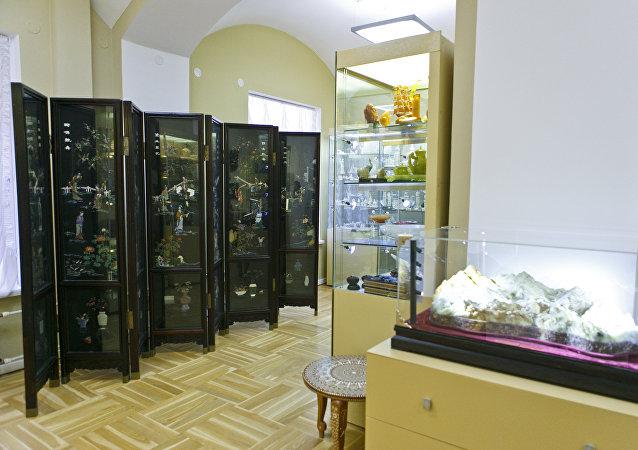 中國藏品 - 俄羅斯現代史博物館中最為豐富的藏品之一