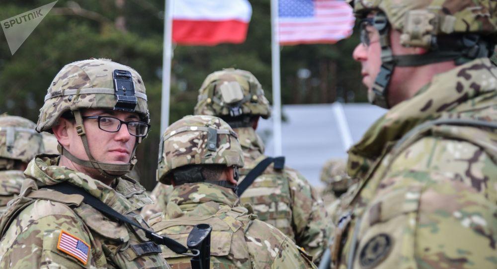 美軍將被部署在波蘭的六個地點