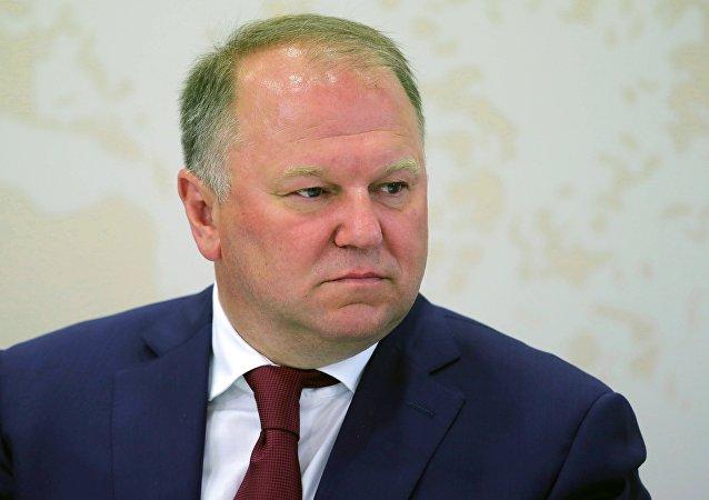俄羅斯聯邦總統烏拉爾聯邦區全權代表楚卡諾夫