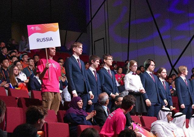 俄學生贏得亞洲物理奧林匹克競賽全場冠軍