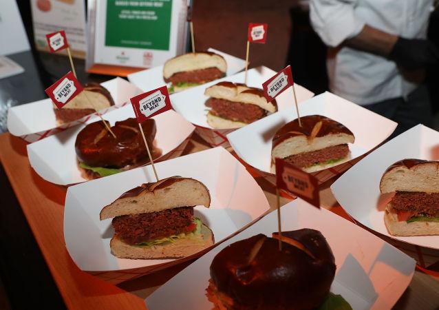 McPlant漢堡