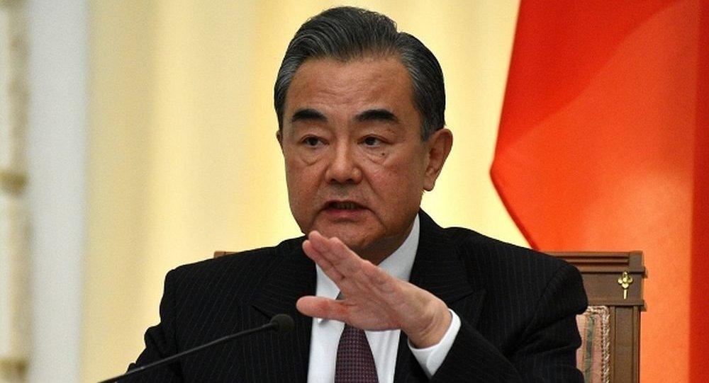 王毅談伊朗和海灣形勢 稱美方應該改變極限施壓做法