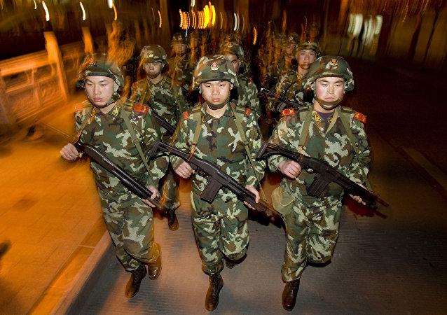 中國軍事警察