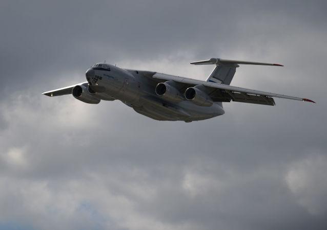 伊爾-76MD-90A運輸機