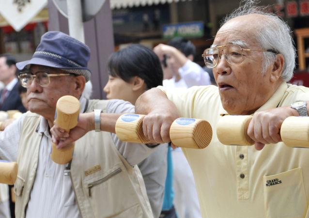 老齡化是世界趨勢,但壓力與機會並存