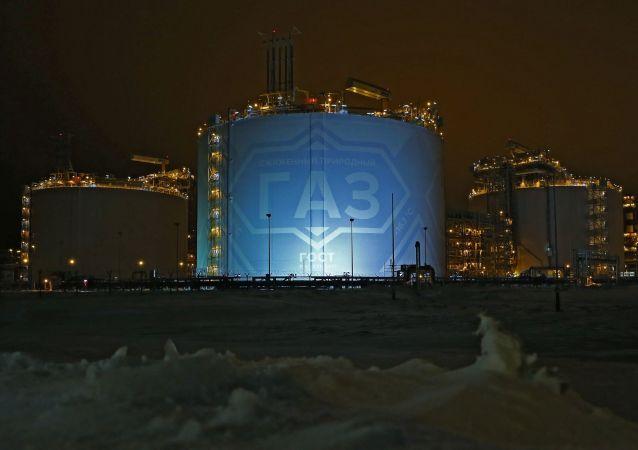 亞馬爾LNG項目