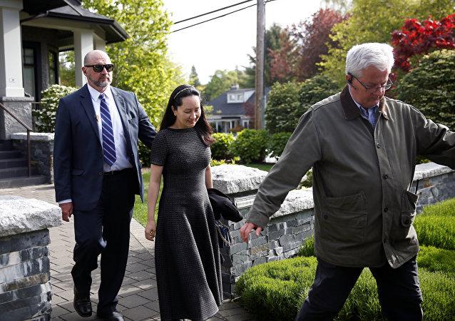 孟晚舟案再起波瀾,華為向加拿大法院申請中止將孟晚舟引渡到美國