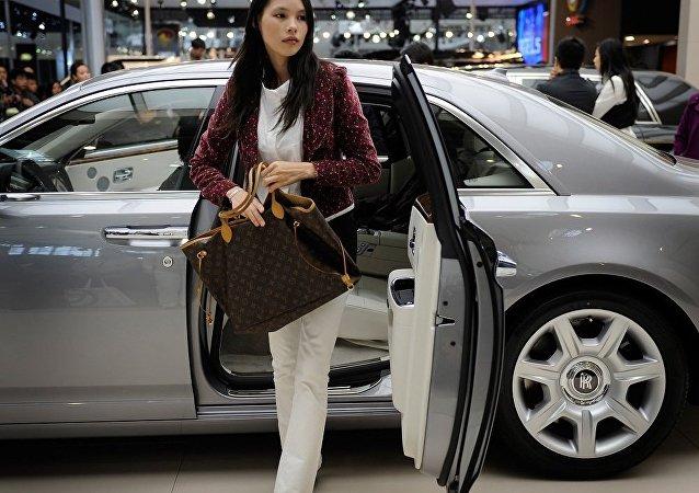 外媒:中國富豪人數首次超過美國