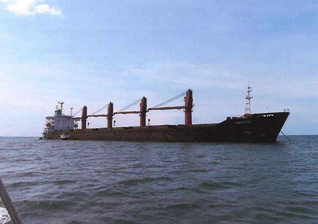 朝鮮智誠號船隻
