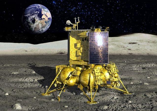 「月球-25」星際站