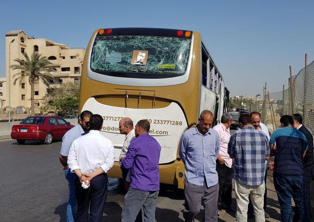 開羅爆炸事件受傷人數增至17人
