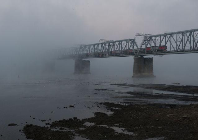 默克爾:目前還沒有預定遊覽跨西伯利亞鐵路的行程