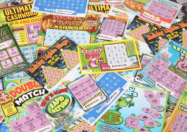 英國男子買彩票抽中全國最高獎1.9億歐元