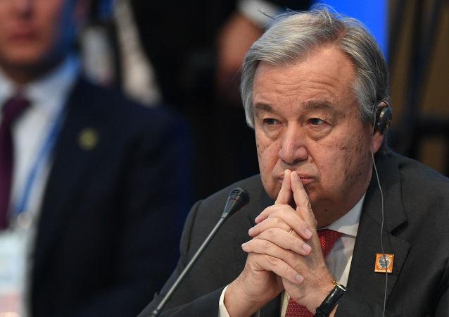 聯合國秘書長對美國拖延向俄羅斯等國代表發放簽證感到擔憂