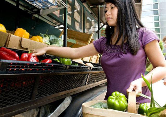 中國蔬菜將由貨運列車運至俄濱海邊疆區
