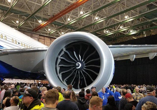 全球最大航空發動機GE9X通過飛行測試