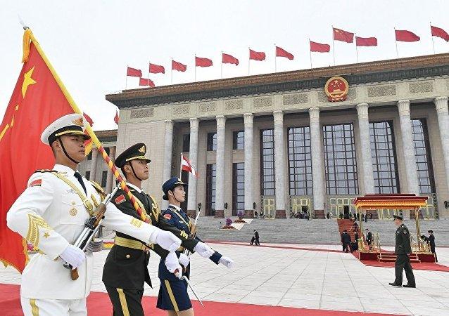 外媒:中國正在打造一支未來之師