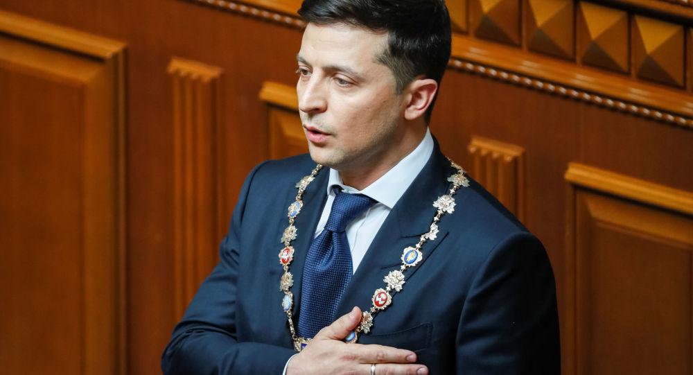 烏克蘭總統澤連斯基抱怨總統座椅「不舒服」