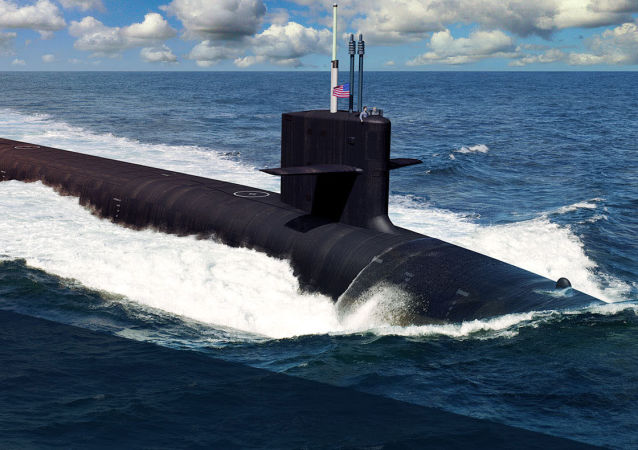 哥倫比亞級戰略核潛艇