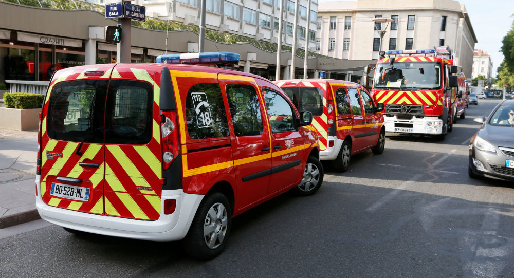 法國內政部:在里昂放置爆炸物的嫌疑人已被拘留