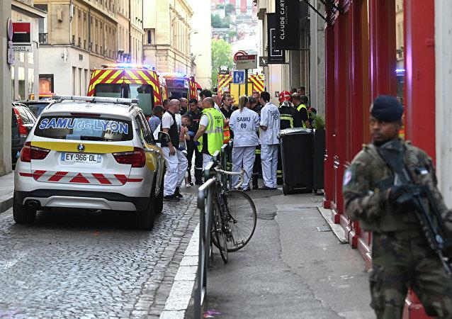 里昂爆炸案被捕嫌疑人身份細節曝光