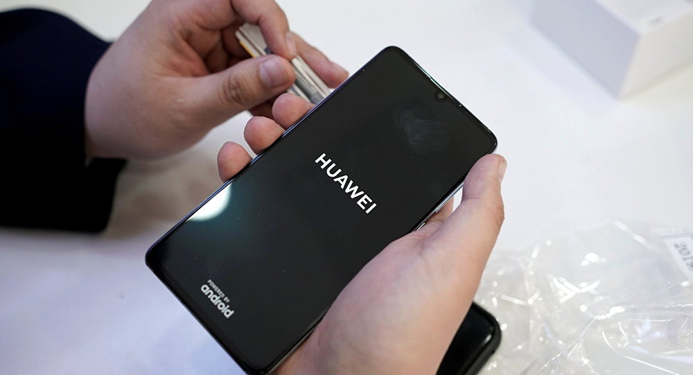 Huawei P30 智能手機