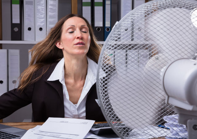 辦公室溫度較高的意外好處