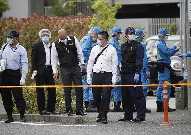 日本警方:川崎持刀行凶事件中13傷者是兒童