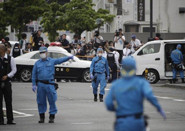 日本川崎持刀傷人事件死亡人數增至2人 另有5人受重傷