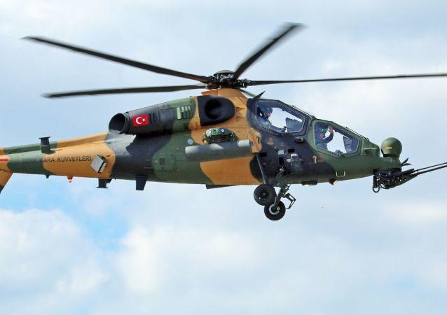 土耳其軍用直升機