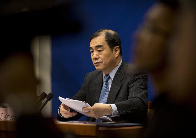 華媒:中國副外長孔鉉佑接任駐日本大使 將於30日赴日履新