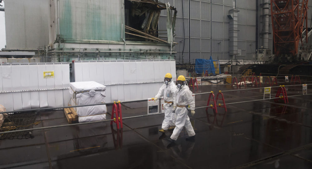 媒體:日本正考慮將福島核電站放射性污水排入大海
