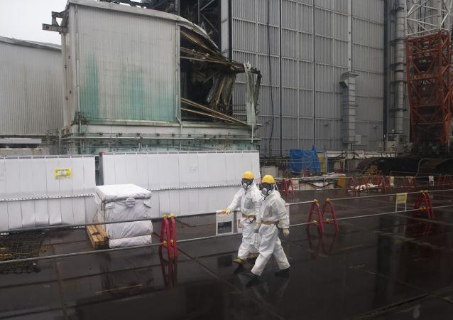 國際原子能機構總幹事支持日本關於福島核廢水排放的決定