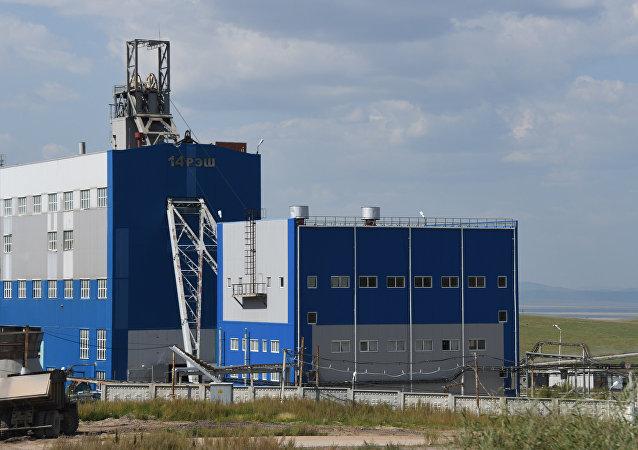 普里額爾古納斯克生產採礦化學聯合公司