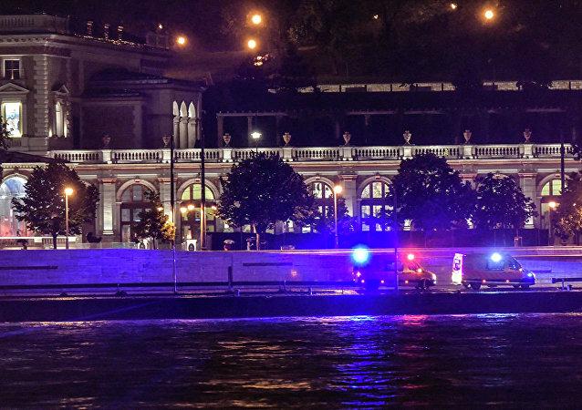 布達佩斯沈船事故死亡人數已經達到7人