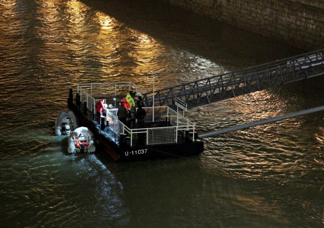 媒體:匈牙利多瑙河沈沒游船在距事發地數百米處找到
