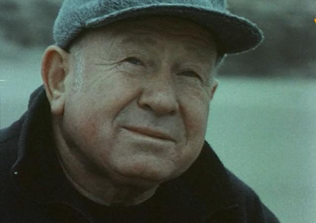 阿列克謝·列昂諾夫今年年滿85歲
