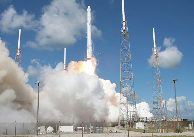 SpaceX Falcon 9 火箭