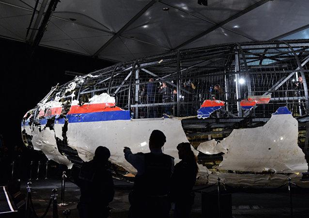 社交媒體的舊資料被用作調查MH17空難的證據