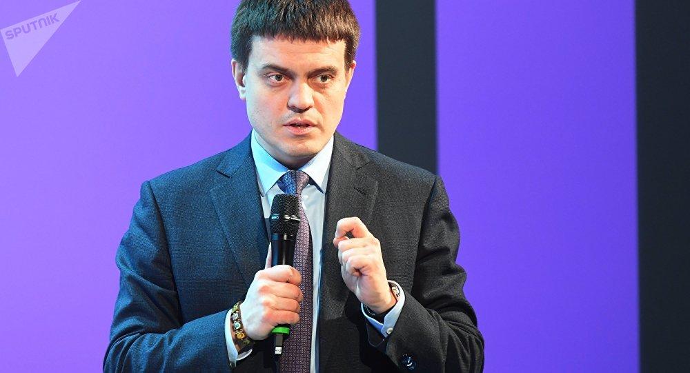 俄羅斯科學與高等教育部長米哈伊爾·科丘科夫獨家新聞發佈會
