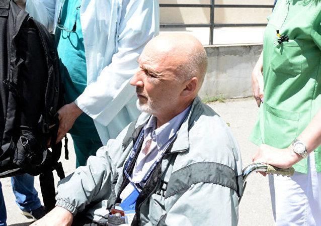 俄常駐聯合國代表呼籲安理會譴責本國外交官在科索沃遭到襲擊事件