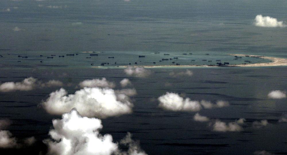 菲律賓因島礁爭端召見中國大使