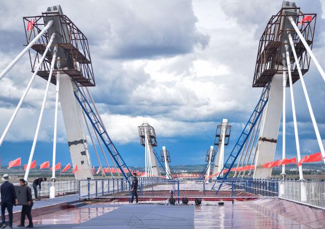布拉戈維申斯克—黑河國際公路橋
