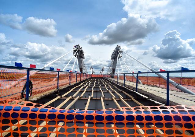 俄企高管: 布拉戈維申斯克-黑河大橋將為俄中關係注入新動力