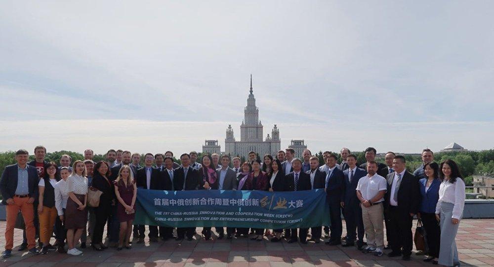 中國官員:中俄雙方已形成較為完整的政府間科技創新合作框架