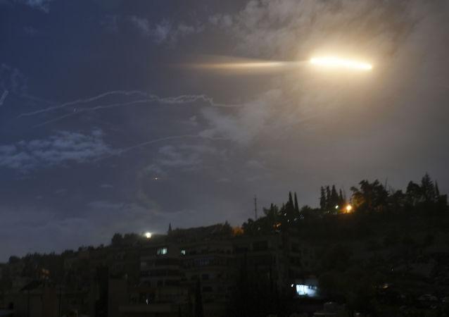 俄外交部:以色列空襲敘利亞對該地區穩定構成威脅