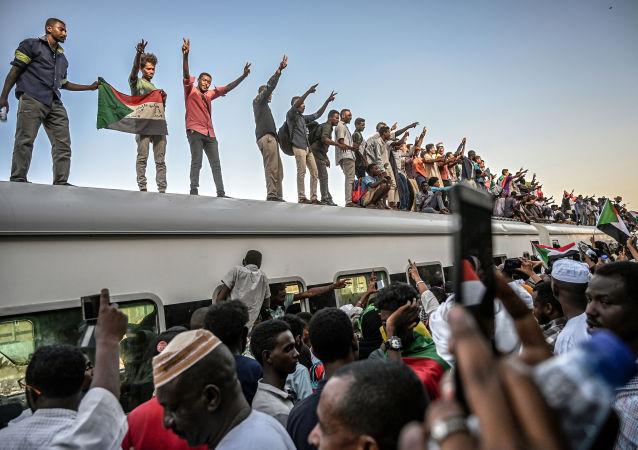 蘇丹反對派